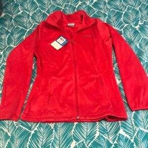NWT Columbia Jacket